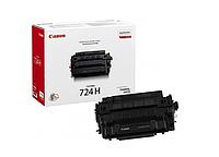 Лазерный картридж Canon 724H black