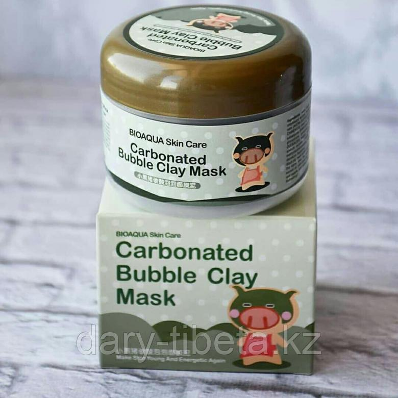 Carbonated Bubble Clay Mask-Пузырьковая очищающая маска