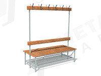 Скамейки для раздевалок СВ7, фото 2