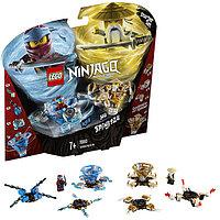 LEGO Ninjago 70663 Конструктор Лего Ниндзяго Ния и Ву - мастер Кружитцу