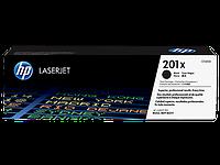 Лазерный картридж HP 201X (CF400X)