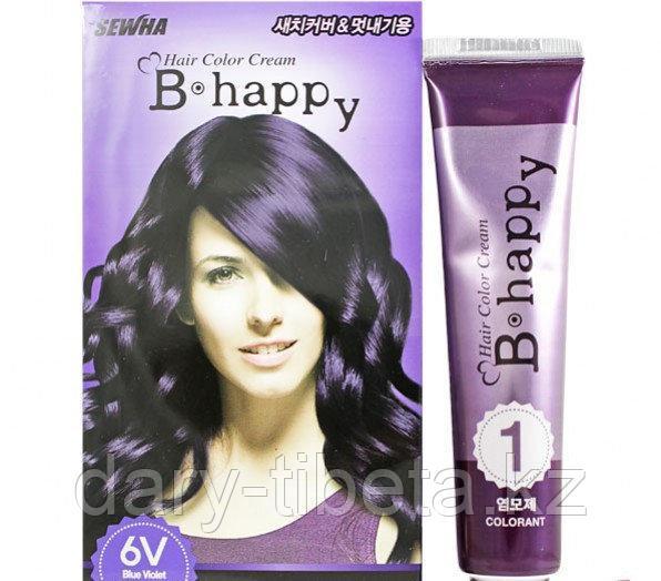 B Happy ( 6V ) - Краска для волос - фиолетовый