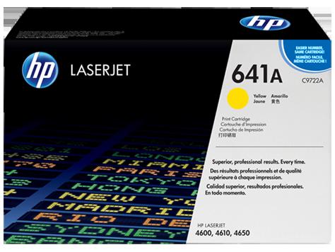 Лазерный картридж HP 641A (C9722A)