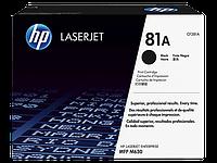 Лазерный картридж HP 81A (CF281A)
