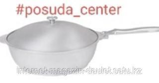 Сковорода-сотейник Кукмара 260/75мм с крышкой