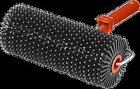 Валик игольчатый по бетону, 240 мм, серия «МАСТЕР», ЗУБР
