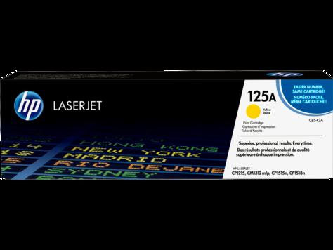 Лазерный картридж Original HP 125Y (CB542A)