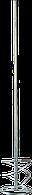 Миксер для красок, 100 х 600 мм, шестигранник, серия «ПРОФЕССИОНАЛ», ЗУБР