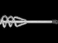 Миксер для красок SAND-GRAVER, 80 х 400 мм, хвостовик шестигранный, серия MASTER, STAYER