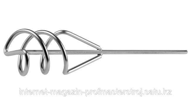 Миксер для песчано-гравийных смесей, 100 х 500 мм, шестигранный хвостовик, серия PROFI, STAYER