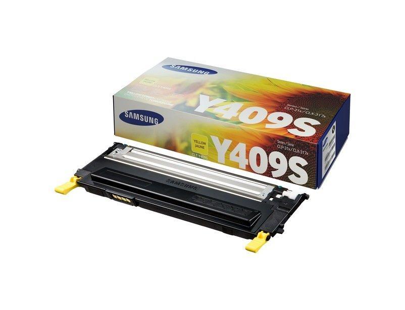 Лазерный картридж Samsung CLT-Y409S (SU484A) Yellow