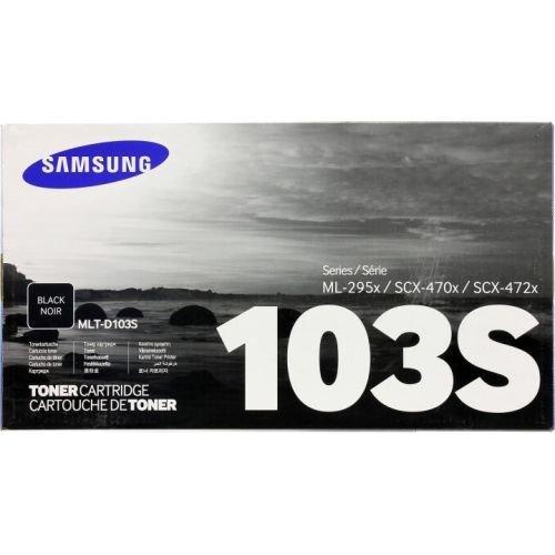 Лазерный картридж Samsung MLT-D103S Black