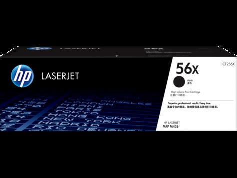 Лазерный картридж увеличенной емкости HP 56X (CF256X)