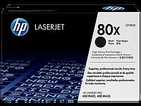 Лазерный картридж увеличенной емкости HP 80X (CF280X)