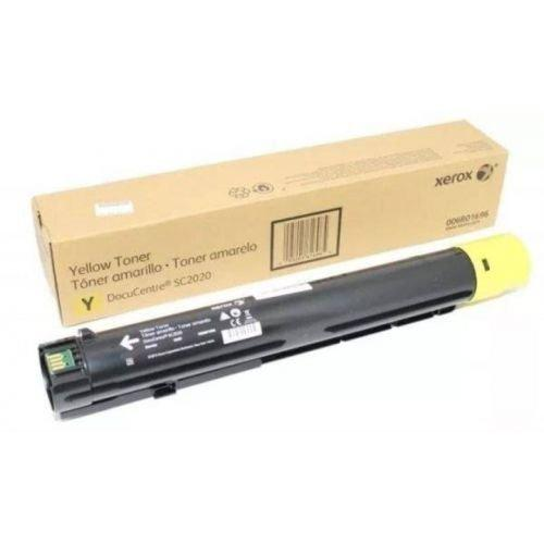 Тонер Лазерный картридж OEM XEROX (006R01696) Yellow