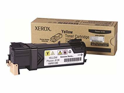 Тонер Лазерный картридж OEM XEROX (106R01280) Yellow