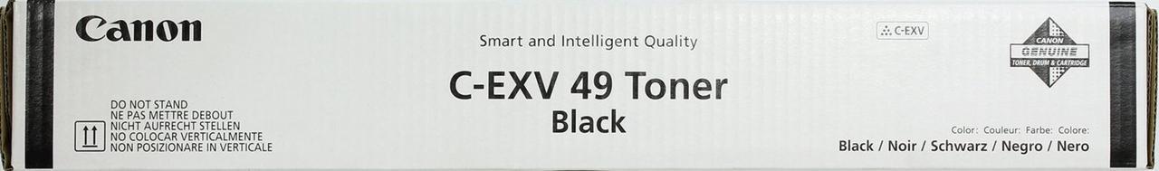 Тонер-Картридж CANON C-EXV49 Black