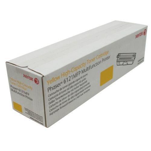 Тонер-Лазерный картридж OEM Xerox (106R01475) Yellow