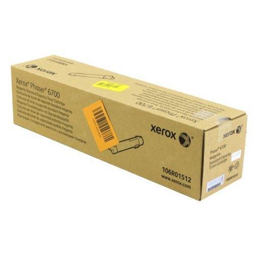 Тонер-Лазерный картридж OEM XEROX (106R01512) Magenta
