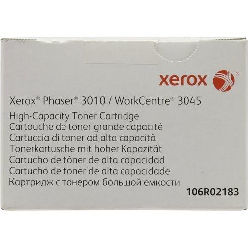 Тонер-Лазерный картридж OEM Xerox (106R02183) Black