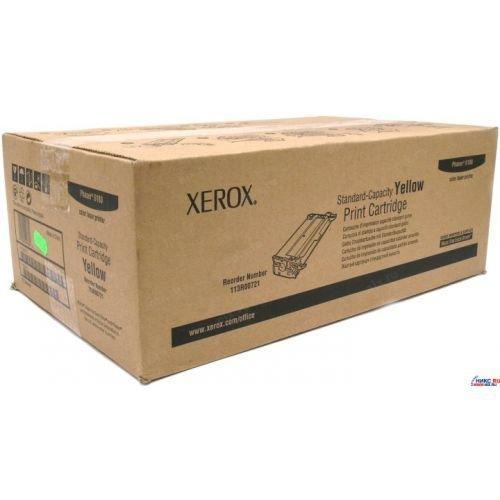 Тонер-Лазерный картридж OEM Xerox (113R00721) Yellow