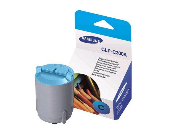Тонер-Лазерный картридж Samsung CLP-300 Cyan
