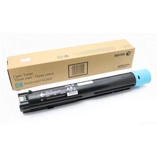 Тонер-Лазерный картридж Xerox (006R01694) Cyan - Без чипа