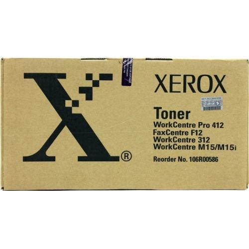Тонер-Лазерный картридж XEROX (106R00586) Black