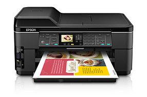 Ремонт принтеров Epson WF-7015, 7515, 7525