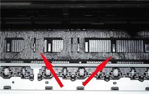 При печати epson пачкает бумагу, фото 2