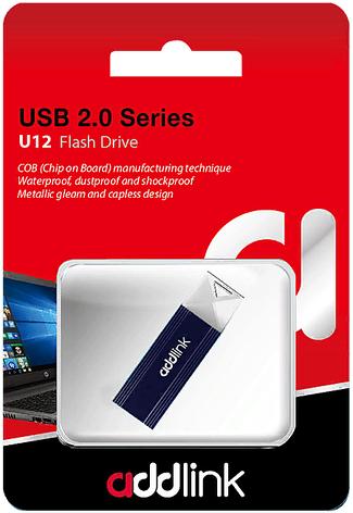 USB Флеш 32GB 2.0 Addlink ad32GBU12D2, фото 2
