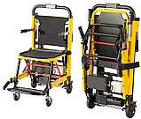 Подъемник лестничный, гусеничный для инвалидов, электрический, складной, мобильный 24v  200w.model DW-ST003A., фото 5