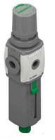 T173BRMD - Регулятор давления со встроенным манометром, G1/2'', 0-12бар, 3600 нл/мин.