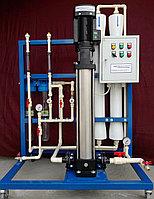 Станция обессоливания питьевой воды, обратный осмос 1000 л/час
