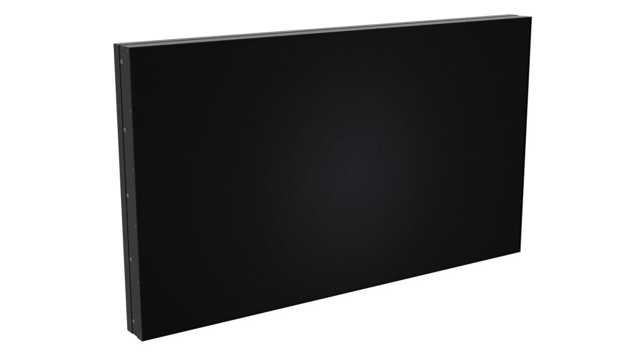 """Видеопанель QVW-PL55FS LCD-панель 55"""" для создания видеостены"""