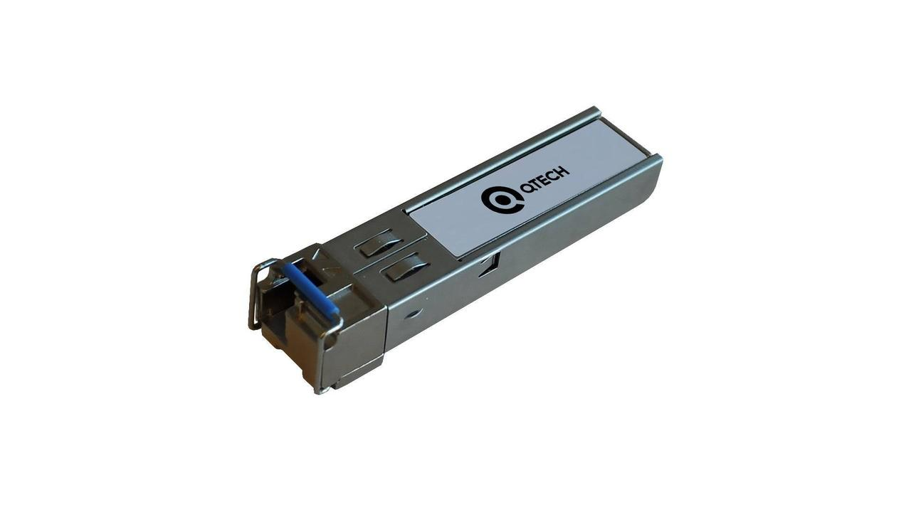 Оптический модуль (трансивер) QSC-QSFP0.1G100E-850 скорость передачи 100 Гбит/c
