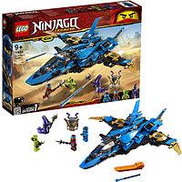 LEGO Ninjago 70668 Конструктор Лего Ниндзяго Штормовой истребитель Джея