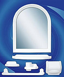 Зеркальный набор для ванной комнаты, фото 6