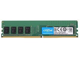 Оперативная память  8GB DDR4 2666 MHz Crucial  PC4-21300 Unbuffered NON-ECC 1.2V CT8G4DFRA266