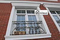 Обрамление окон, угловые элементы дома, фото 1