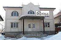Фасадные декор панели+утепление, обрамление окон и декоративные подоконные панели
