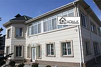 Панели фасадные обрамление и утепление для частного дома