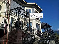 Обрамление окон, фасадное обрамление дома
