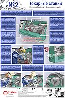 Металлообработка Безопасность Работ ред.2016г. Лист №2 Станки токарной группы