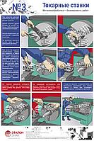 Металлообработка Безопасность Работ ред.2016г. Лист №3 Станки токарной группы