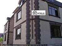 Фасадные декоративные угловые элементы под покраску