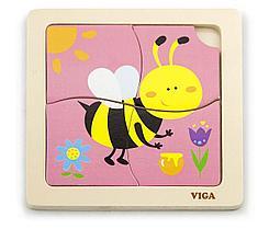 "Красочный пазл ""Пчелка"""