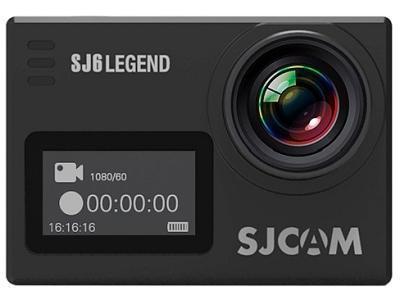 Видеокамера SJCAM SJ6 Legend