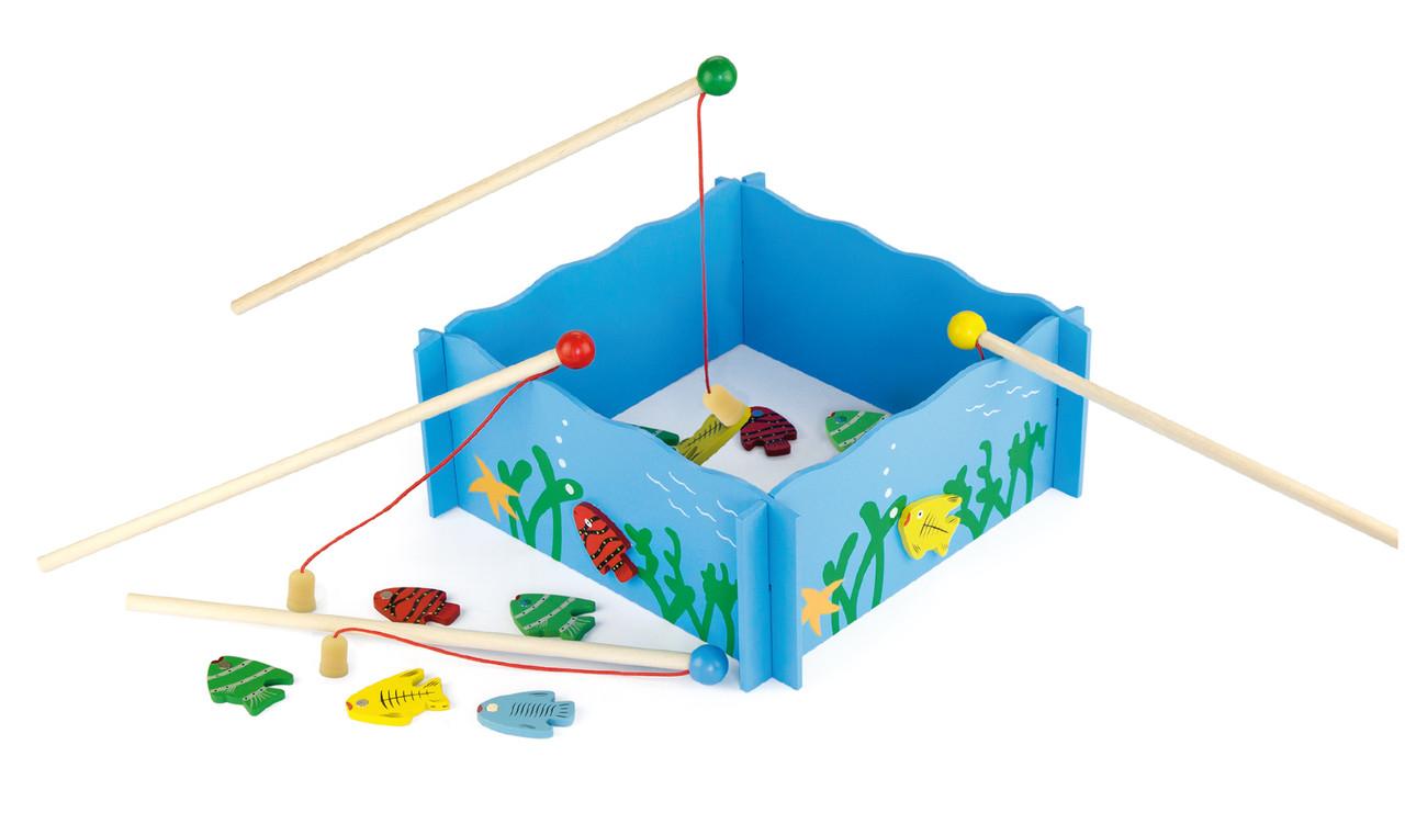 """Игровой набор """"Рыбалка"""""""