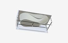 Акриловая ванна с гидромассажем. Джакузи. Аверс (Dinamika) 180*80 СМ. (Общий массаж), фото 3